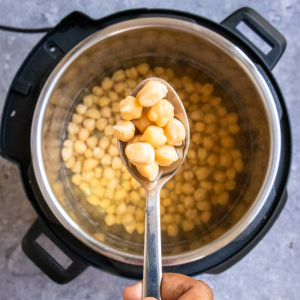 How to cook chickpeas in an instant pot | Instant Pot Chickpeas soaked