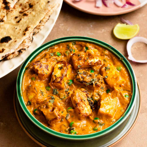 Recipe for Matar Paneer (Instant Pot / Pressure Cooker)