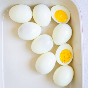 Cooking Hard Boiled Eggs in Instant Pot
