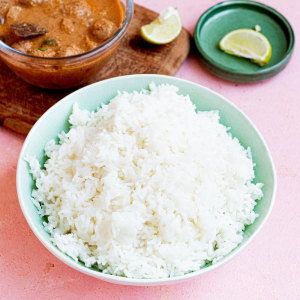 How to make white (parboiled) rice in Instant Pot