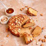 Honey Almond Cake recipe