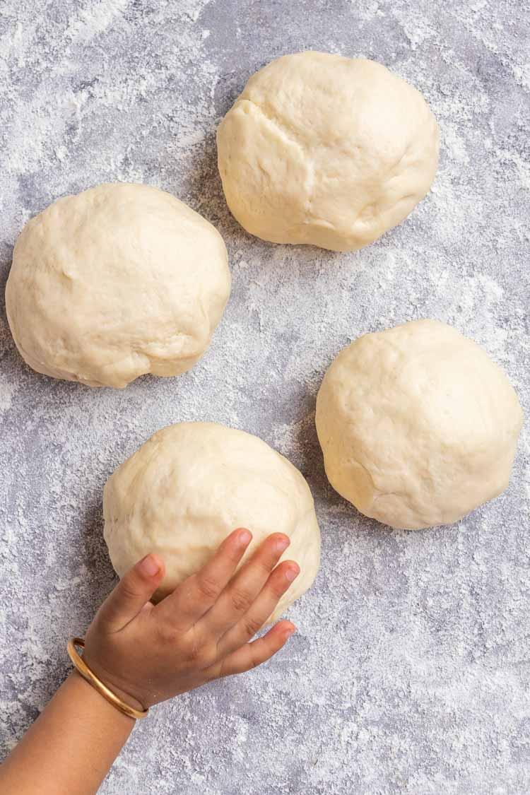 pizza dough recipe simple