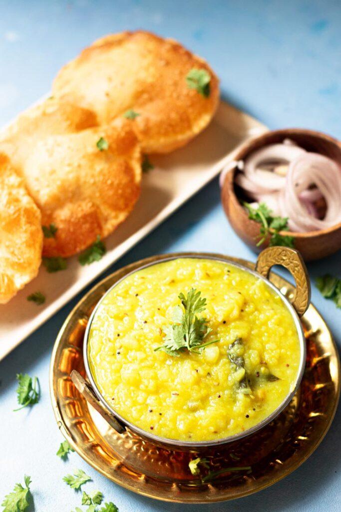 recipe for poori masala, Poori Masal