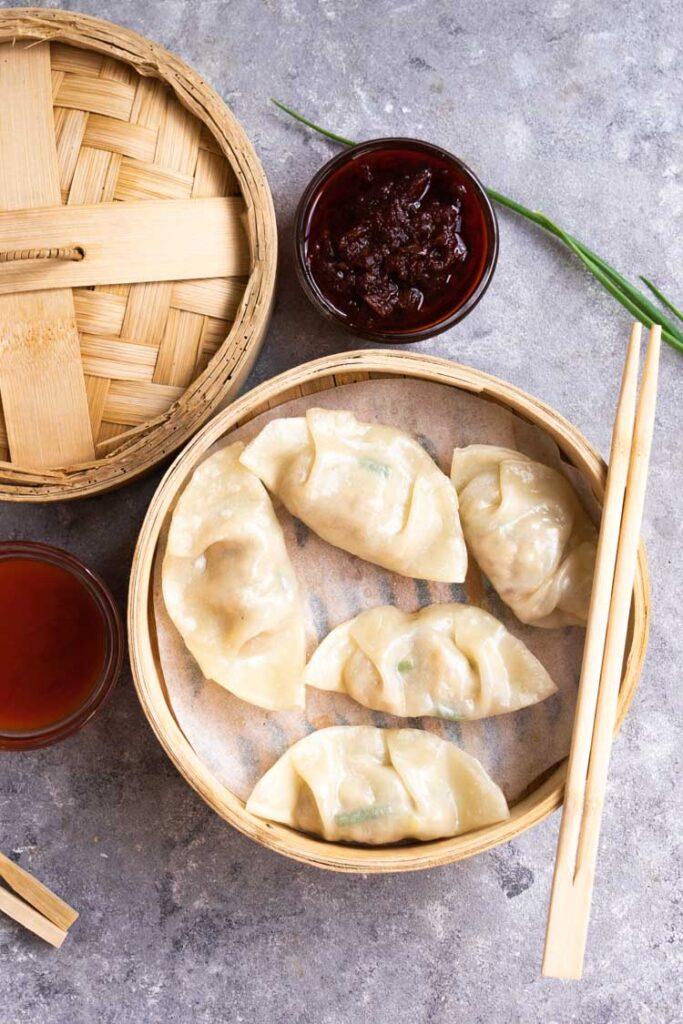 Chicken dumpling recipe Chinese