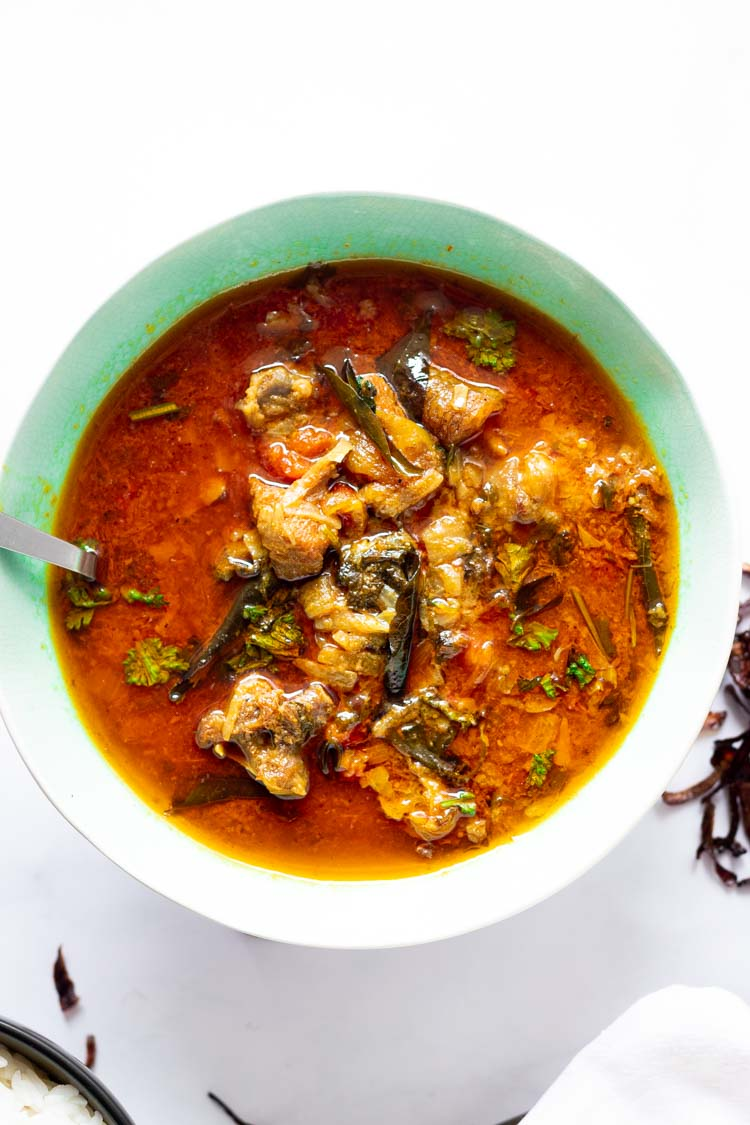 NAATU KOZHI RASAM, indian chicken soup, Rustic chicken soup, food pbotography, served with papad and rice