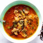 NAATU KOZHI RASAM, indian chicken soup